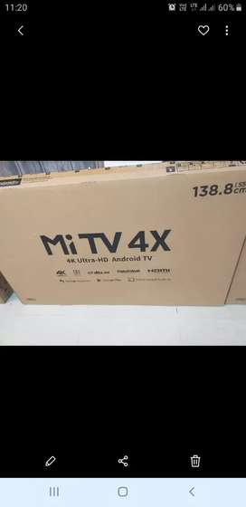Mi tv all size available 55 inch