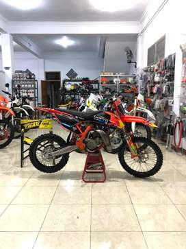 ktm sx 85 special engine th2018 full option