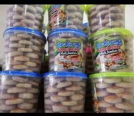 Kue Kacang Asli Jember