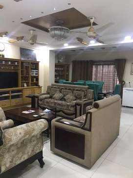 1kinal upper like new lower lock 3bed for rent In NFC housing socity