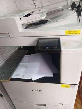 canon 3020 colour photocopier