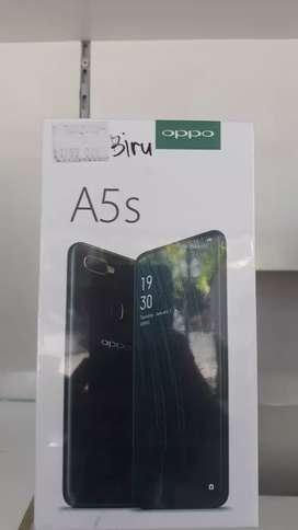 Handphone Oppo A5S ram 3/32