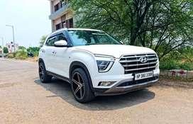 Hyundai Creta 1.6 SX Automatic Diesel, 2020, Diesel