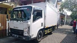 Truck engkel box bisa muat pindahan kirim ke jawa lombok