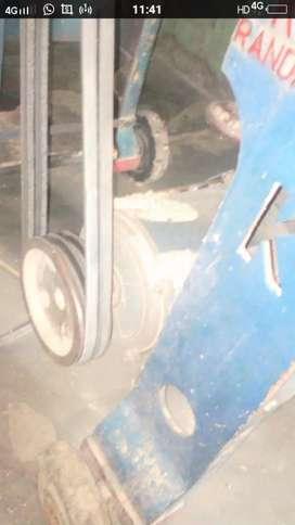 Carpainter randa machine