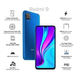 Mi - RedMi - 9 prime : 4Gb : Sealed
