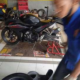 Ban Motor Honda Beat Belakang 90-90-14 IRC Federal AHM Maxxis Zeneos