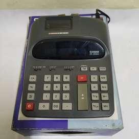Printing Kalkulator Casio /Cetak Struk Kertas Baru