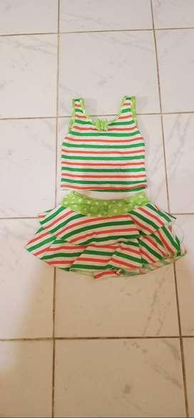 Preloved baju renang anak