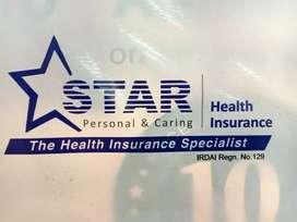 Agent Star health & Allied Insurance co. Ltd