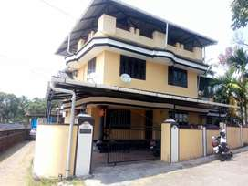 A House For Rent at Punkunnam Thrissur