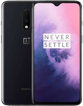 Simply touch the screen of your OnePlus 7 to unlock it. With an even l