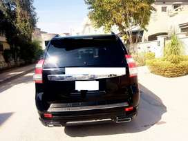 Toyota Prado TX 2.7 2011 On Easy Installment