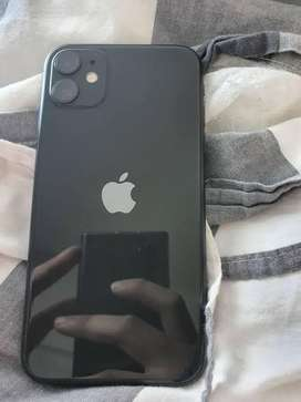 Single person used in new comdition iphone 11