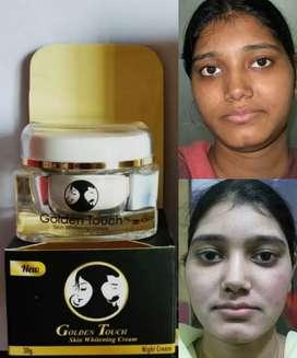 Golden touch fairness cream