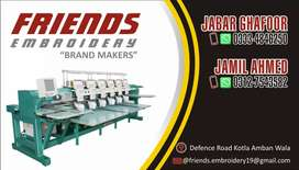 Friends Embroidery Works