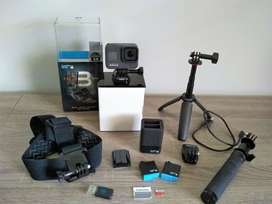 GoPro Hero 8 (Black) Action Camera + Extra Accessories SEALED!!!
