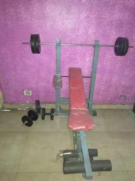 Gym saman urgent