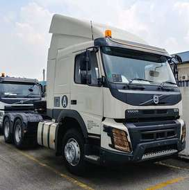 VOLVO Truck FMX 400Hp 6x4R, I-Shift 12 Speed