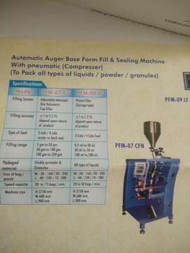 I am pacfil sashe packing machine new for sale