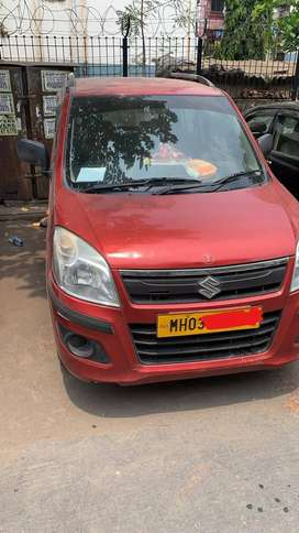 T permit Maruti Suzuki Wagon R 2016 CNG & Hybrids Good Condition