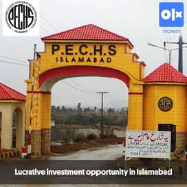 1  Kanal Plot For Sale P.E.C.H.S, Islamabad