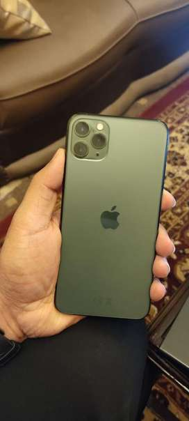 Iphone 11 Pro Max 256 GB, PTA APPROVED