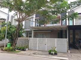 Rumah minimalis murah serpong garden