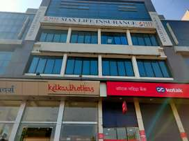 Good space for office in heart of the city