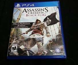 Assassin creed  Black flag ps4 game