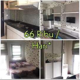Disewakan apartemen sewa apartment full furnished UPN bulanan termurah