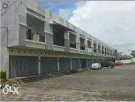 Ruko 5x20 x 2 lantai, bukit katulistiwa 2 sudiang Makassar
