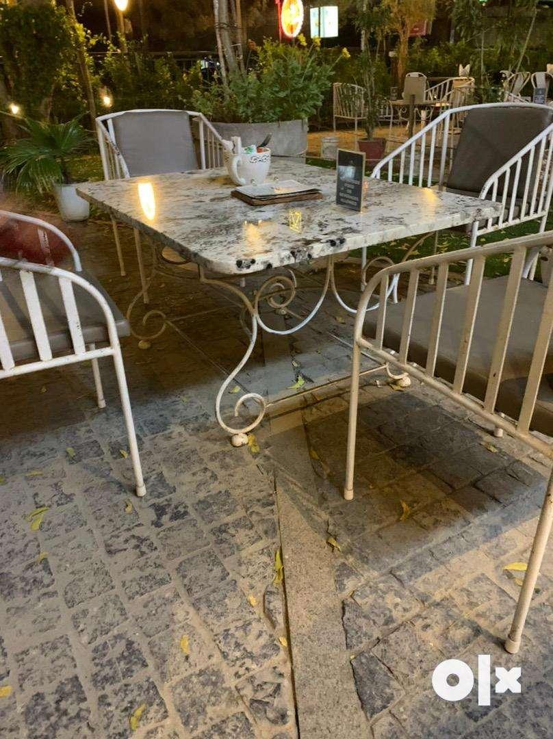 Garden Table 4 Seater