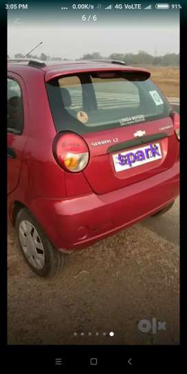 Chevrolet Spark 2011 Petrol Good Condition