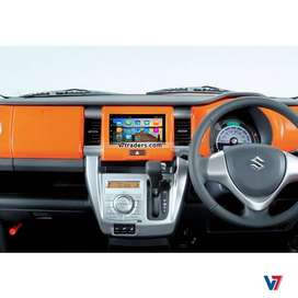 "Suzuki Hustler 7"" LCD V7 Android Navigation DVD Player GPS Multimedia"