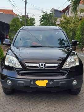 Honda CRV 2008 2.4 AT (Matic) Full Option Istimewa (Warna Pilihan)