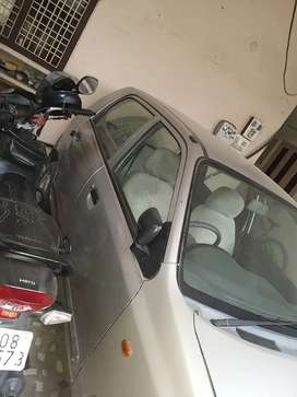 Single hand old man driven car very good condition