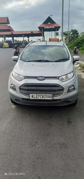 Well maintained Ecosport-NEGOTIABLE