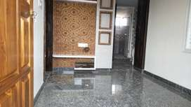1 bhk semi furnished house near  shiva temple murugeshpalya for more d