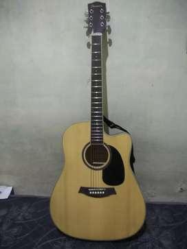 Jual gitar scorpion AG 68C