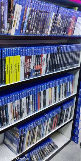 Sony Ps4 original Games for rental Buy exchange or swap to new games
