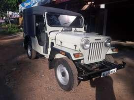 Mahindra Thar DI 2WD, 1999, Diesel