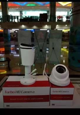 Jual plus pasang CCTV camera 2mp (di area Depok