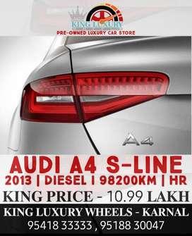 Audi A4 2.0 TDI, 2013, Diesel