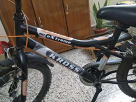 Kross brand kids cycle. Only 8 month old.