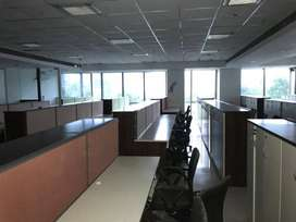 commercial office on carpet area is 1000sqft.and very good locality.