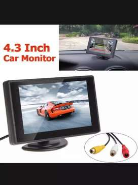 Car Reversing lcd with free home dilevery