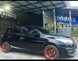 Toyota Yaris 2014 TRD Sportivo metik