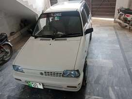 Mehran vxr 2017 10 by 10 condition