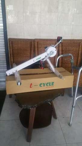 Sepeda terapy pemulihan